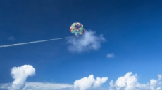 착륙만 않는 희망 비행 스카이라인투어, 25일 또 날아 올랐다