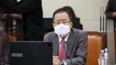 """홍준표 """"윤석열 사퇴하고 당당하게 정치판 오라…秋는 정계은퇴"""" [전문]"""