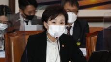 """김현미 장관 """"생활숙박시설, 주택으로 사용 않도록 감독 강화"""""""