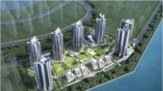 송도 바다는 원래 파랗다... GS건설, 탁 트인 조망, 아름다운 오션뷰 갖춘 입지에 새 아파트 선보여