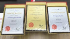 삼성물산, 싱가포르 안전경영대회 6개 부문 수상