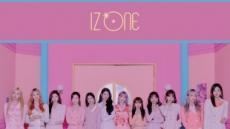 아이즈원, 2년 만에 일본 오리콘 주간 앨범 차트 1위