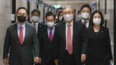 """野 """"전당원투표 만병통치약이냐…與, 최소한 염치도 버려"""""""