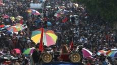 태국 국왕, 반정부 시위 중심 대학서 학위 수여하며 건재 과시