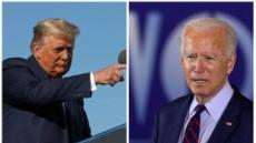 """트럼프·바이든 코로나 공방 """"환자수 부풀려"""" vs """"대통령 임무 충실해야"""""""