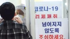 거리두기 1.5단계 하루앞…확진 313명 '대유행' 우려