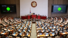 [헤럴드pic] 의사봉 두드리는 박병석 국회의장