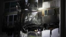 군포 아파트 리모델링 중 화재…4명 사망·7명 부상 (종합)
