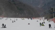 부영그룹, 무주덕유산리조트 스키장 4일 개장…방역 강화