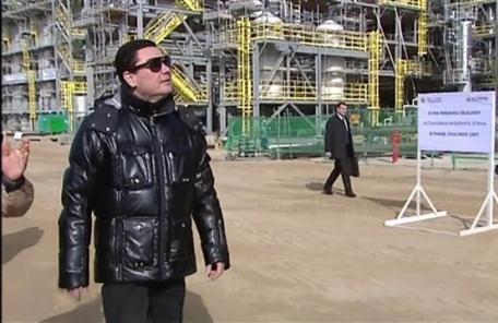 투르크메니스탄 대통령, 현대ENG 화공플랜트 현장 찾은 까닭