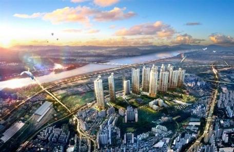 1월에만 정비사업 3100억원 수주…현대건설 힐스테이트 출발 '산뜻'