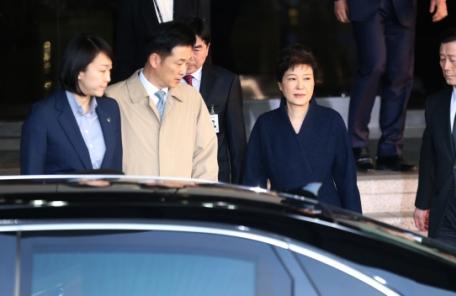 박근혜 전 대통령 재산 37억3821만원…금융자산 10억