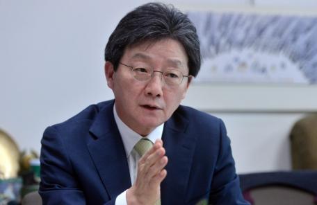 (속보)바른정당, 제19대 대선 후보 유승민 확정