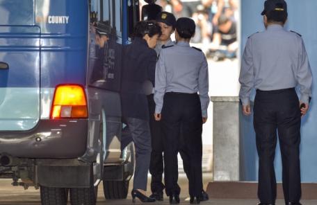 朴 재판받는 '417호' 대법정은 거물급 인사 단골 장소