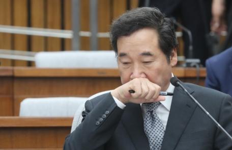 <속보> 이낙연 국무총리 후보자 청문보고서 26일 채택 무산