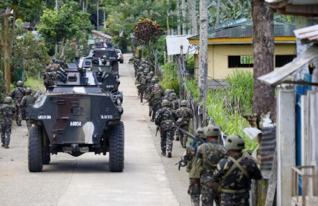 필리핀, 정부군ㆍ반군 교전…104명 사망