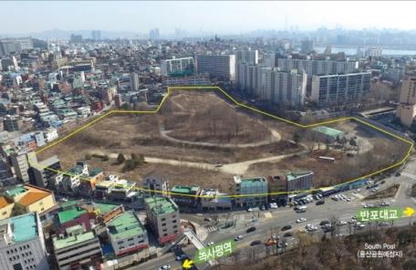 일레븐건설 '용의 심장' 품다…용산 유엔사부지 1조원에 낙찰