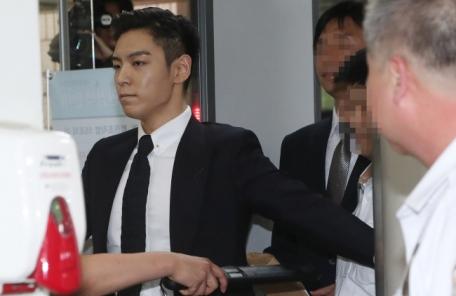 檢 '대마 흡연 혐의' 최승현에 집행유예 구형