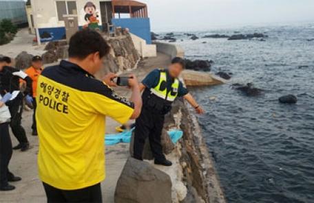 제주 서귀포 바다서 40대 여성 숨진 채 발견…해경 수사