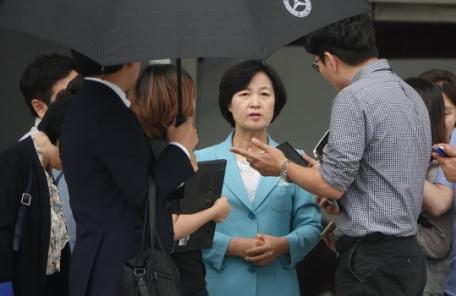 추미애표 혁신 시동…배경 놓고 '촉각'