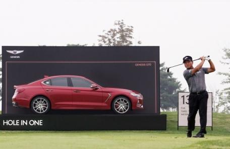 (온라인11시)제네시스 골프 마케팅 시동…역대 최고 상금 규모 '제네시스 챔피언쉽' 개최