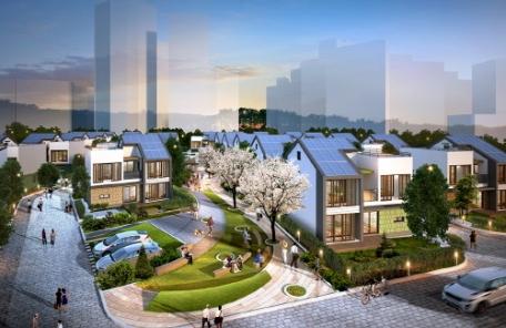 황금연휴 추석 귀향길 이용해 '제로에너지 임대형 단독주택' 방문 계획하는 수요자들