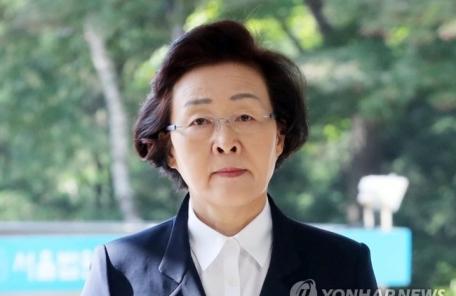 """신연희, """"文, 朴 탄핵 앞장 서 비방글 유포"""""""