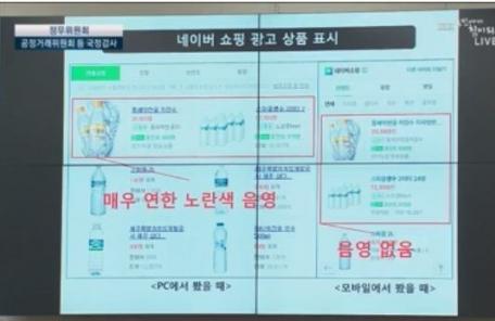 """정태욱 의원 """"네이버 비즈니스모델 온라인 쇼핑 생태계 죽인다"""""""