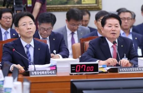 [2017년 국정감사]농협중앙회 10명 중 1명이상 '억대 연봉자'