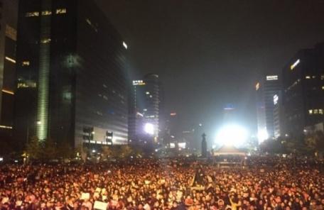 촛불혁명 1년…광화문광장 촛불 다시 켜진다