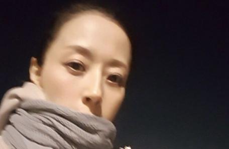 서정희 근황 공개…'동안' 비결은 한강 산책?