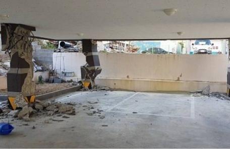 지진으로 낙석맞은 70대 의식불명… 늘어나는 포항지진 피해