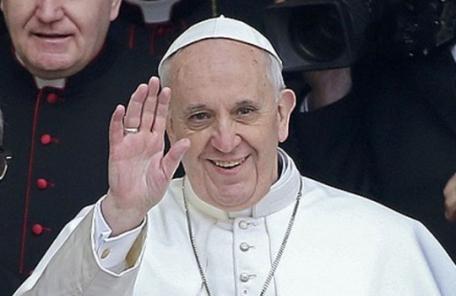 """교황 """"빈자에 대한 관심은 천국으로 가는 여권"""""""