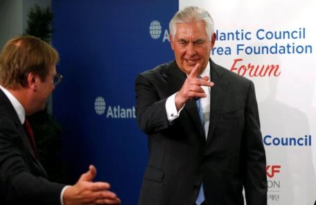 러시아, 美틸러슨 '北과 조건없는 대화' 제안 환영
