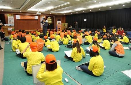한화손보, 어린이 안전지식 함양하는 '안전골든벨' 개최