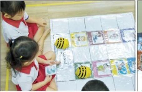 '코딩 로봇'이 네살 꼬마들 가르치는 나라, 싱가포르