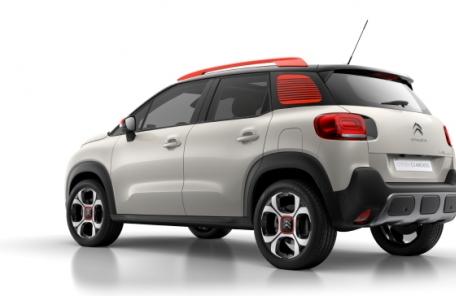 한국타이어, 시트로엥 CUV에 신차용 타이어 공급