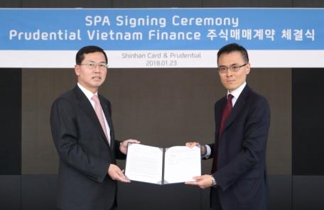 신한금융, 베트남 소비자금융사 인수…중장기 성장 전략 첫 발