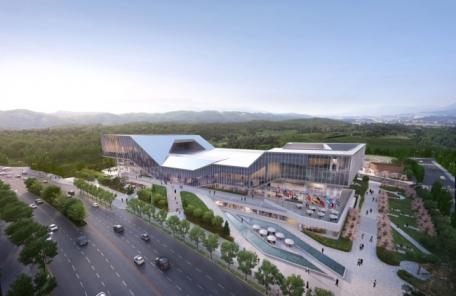 울산전시컨벤션센터 18년만에 착공…오는 2020년말 준공