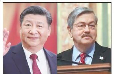 '프렌드십 카드' 꺼내든 시진핑 주중 미국대사와 비밀 회동
