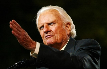 PEOPLE-BILLY GRAHAM/ <YONHAP NO-8432> (REUTERS)