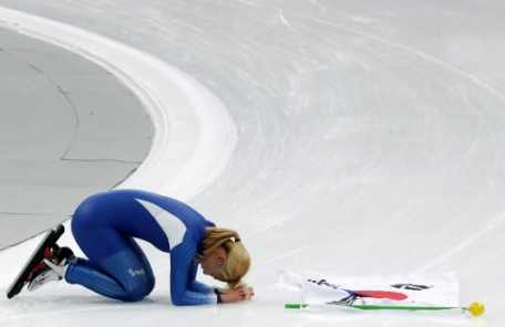 김보름 매스스타트 은메달..금메달은 日 다카기 나나