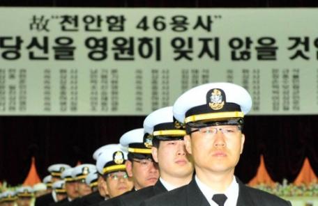 천안함 유족들, '김영철 방남' 文대통령에 면담 요청