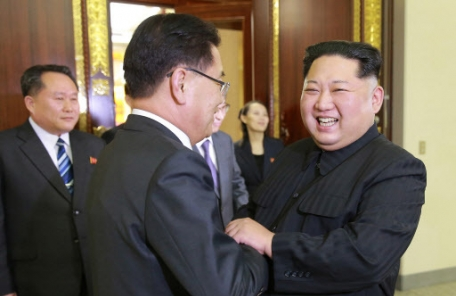 """러시아 '남북정상회담 축복'…""""북ㆍ미 정상회담 열려도 기쁠 것"""""""