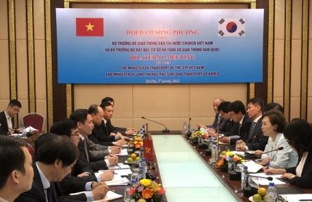 김현미 국토장관, 베트남과 교통ㆍ스마트시티 협력 확대한다