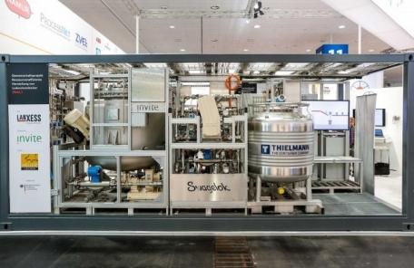 랑세스, 피혁 폐기물 재활용 기술 '독일 혁신상' 수상