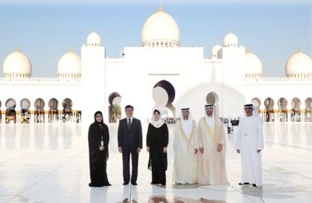 문 대통령, 25일 UAE 왕세제와 정상회담… 관계 격상 주목