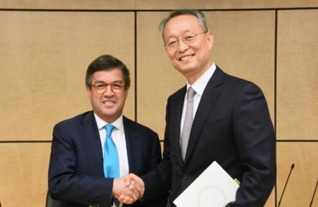 (8면 하단)백운규 산업부 장관, 한ㆍ중남미 에너지 인프라 구축 협력 확대키로
