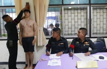 태국 징병검사는 마약검사?…1만2000여명 '양성반응'