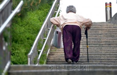 '늙어가는 농촌' 인구 10명 중 3명 70세 이상…50대 이하 비중 감소